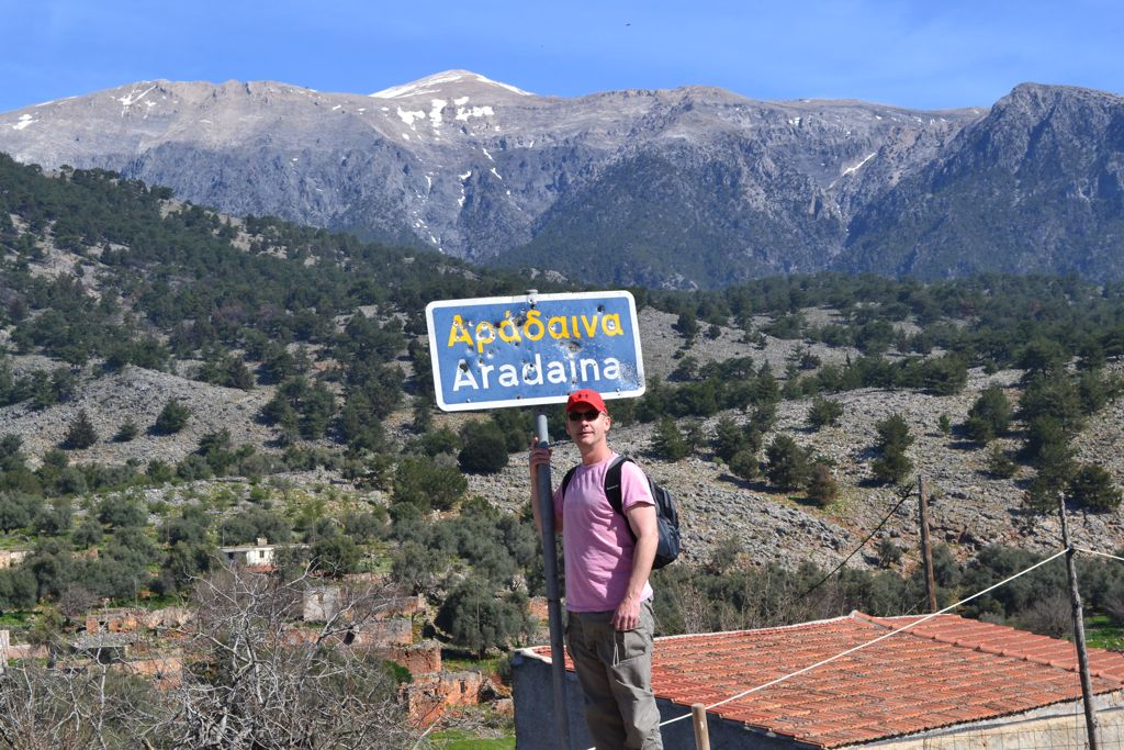 Aradena Gorge Hike  Cretan Chronicles