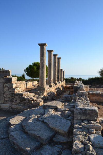 Palaestria at Apollo Sanctuary