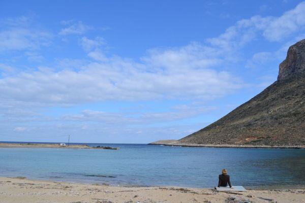 Stavros beach cove