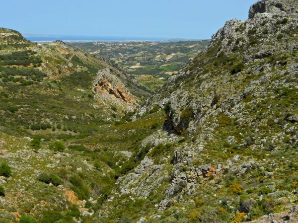 Gorge near Kato Asites