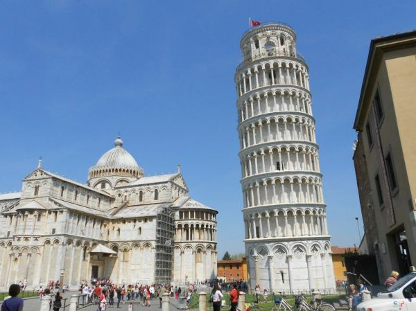 The Duomo and the Leaning Tower (Campo dei Miracoli)