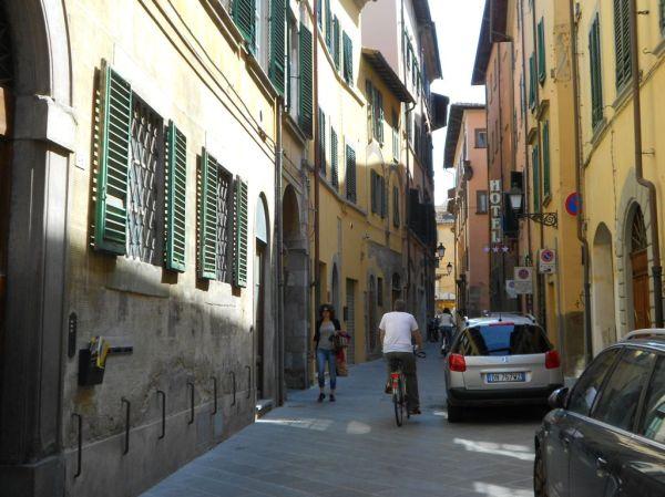 Back streets of Pisa
