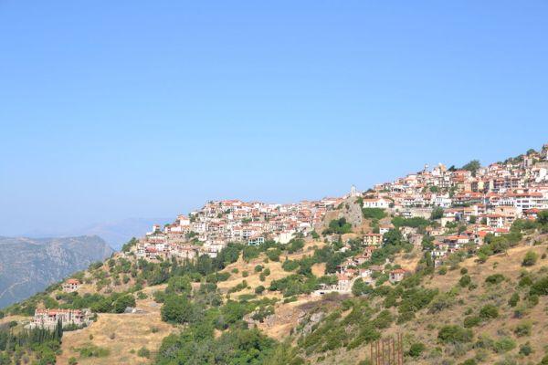 Village of Arachova