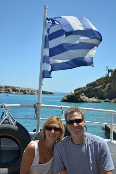 Loutro, Crete 2013