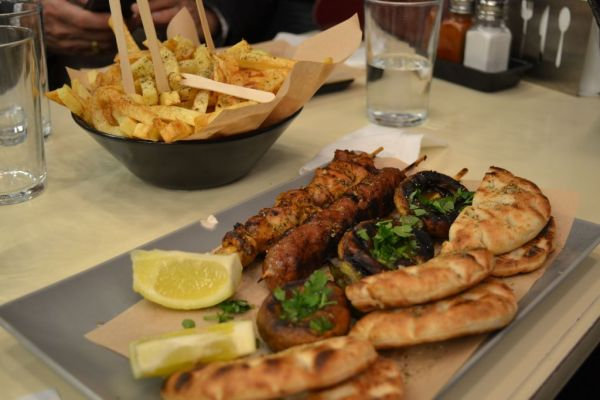 Souvlaki- Greek fast food