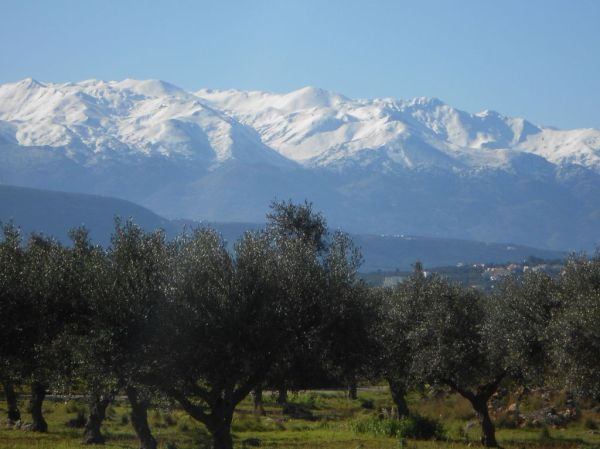 Lefka Ori (White Mountains) western Crete