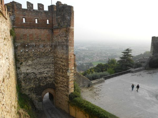 The castle fortress, Marostica