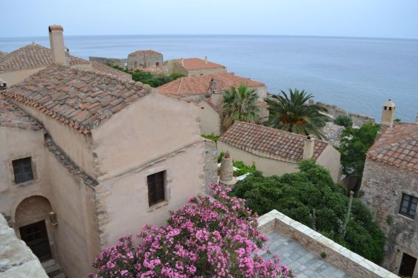 Monemvasia lower town