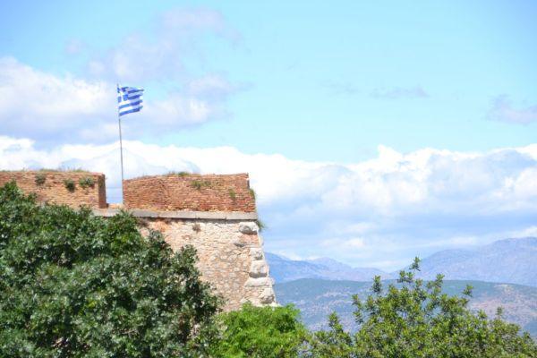 Palamidi Fortress - Nafplio