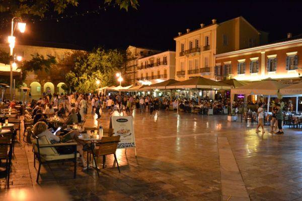 Syntagma Square - Nafplio