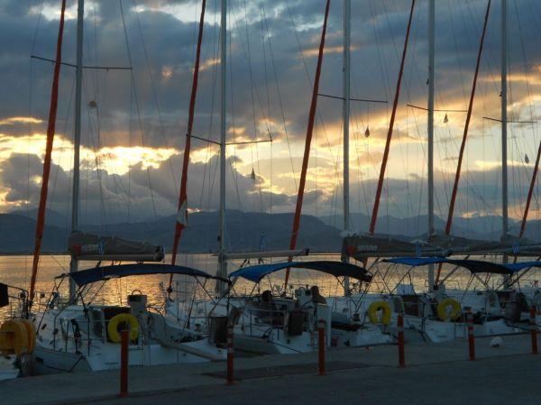 Nafplio port
